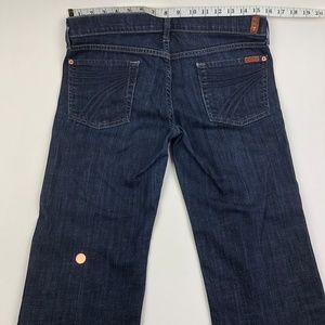 7 for all Mankind Jeans - 7 for all mankind crop dojo jeans